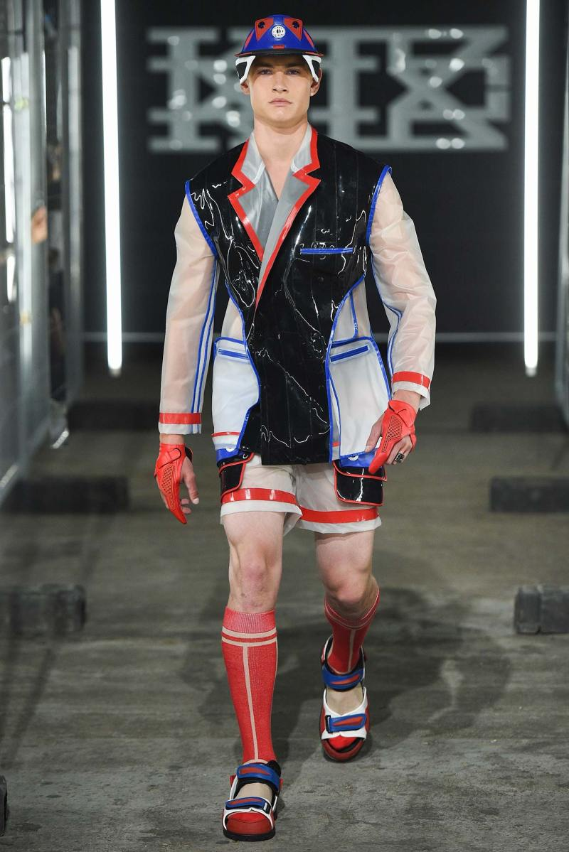 KTZ Menswear SS 2016 London (2)