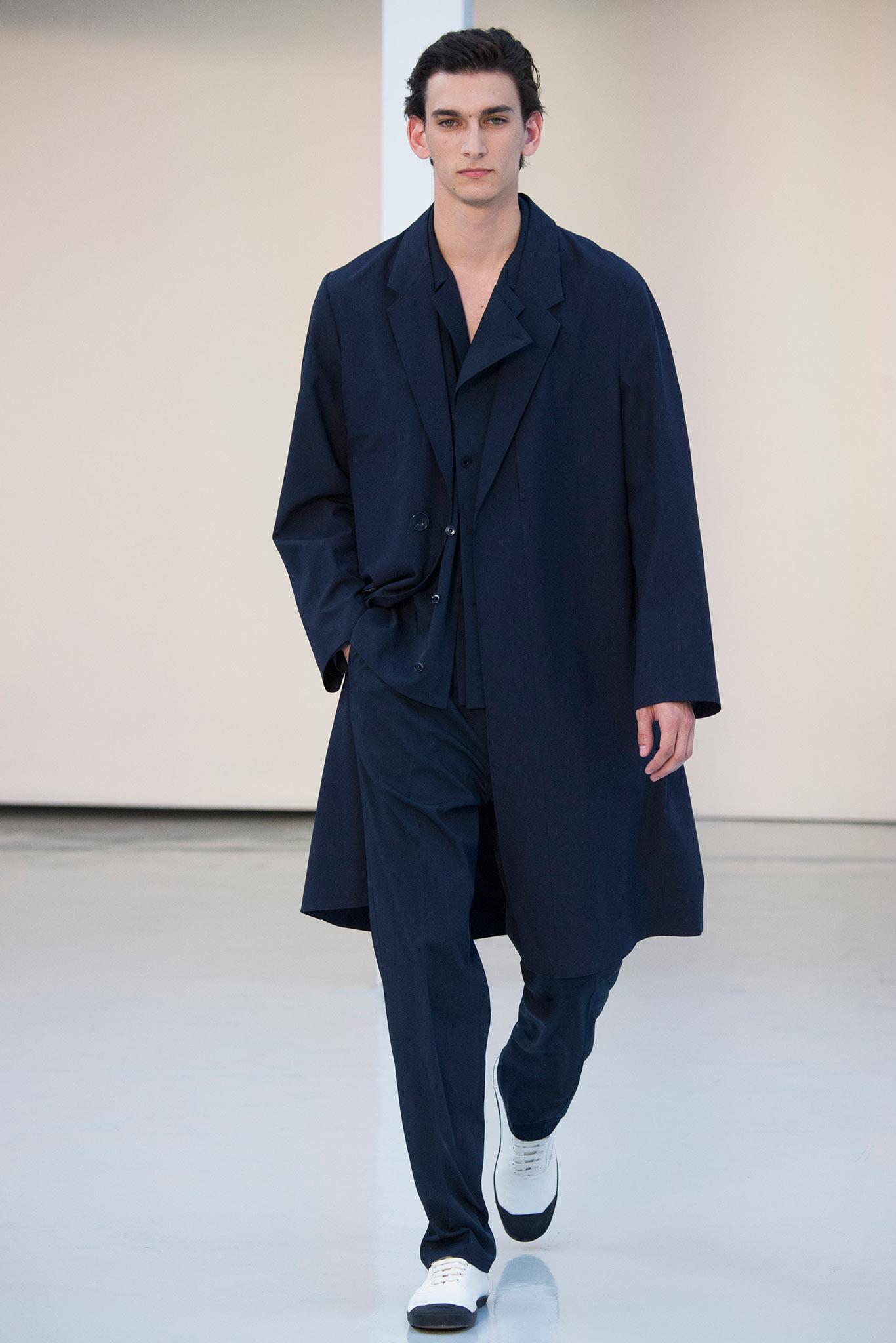 Lemaire Menswear SS 2016 Paris