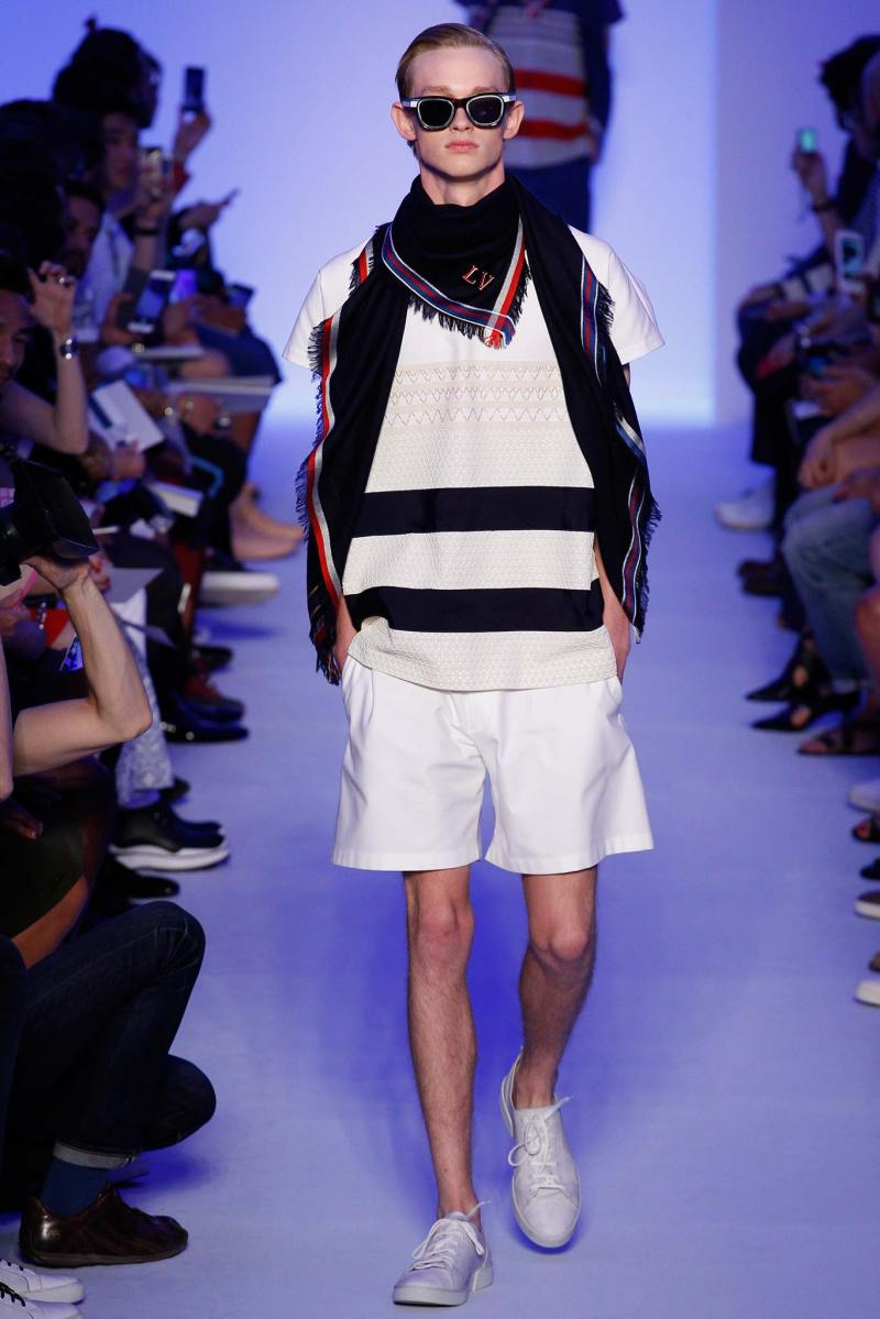 Louis Vuitton Menswear SS 2016 Paris (16)