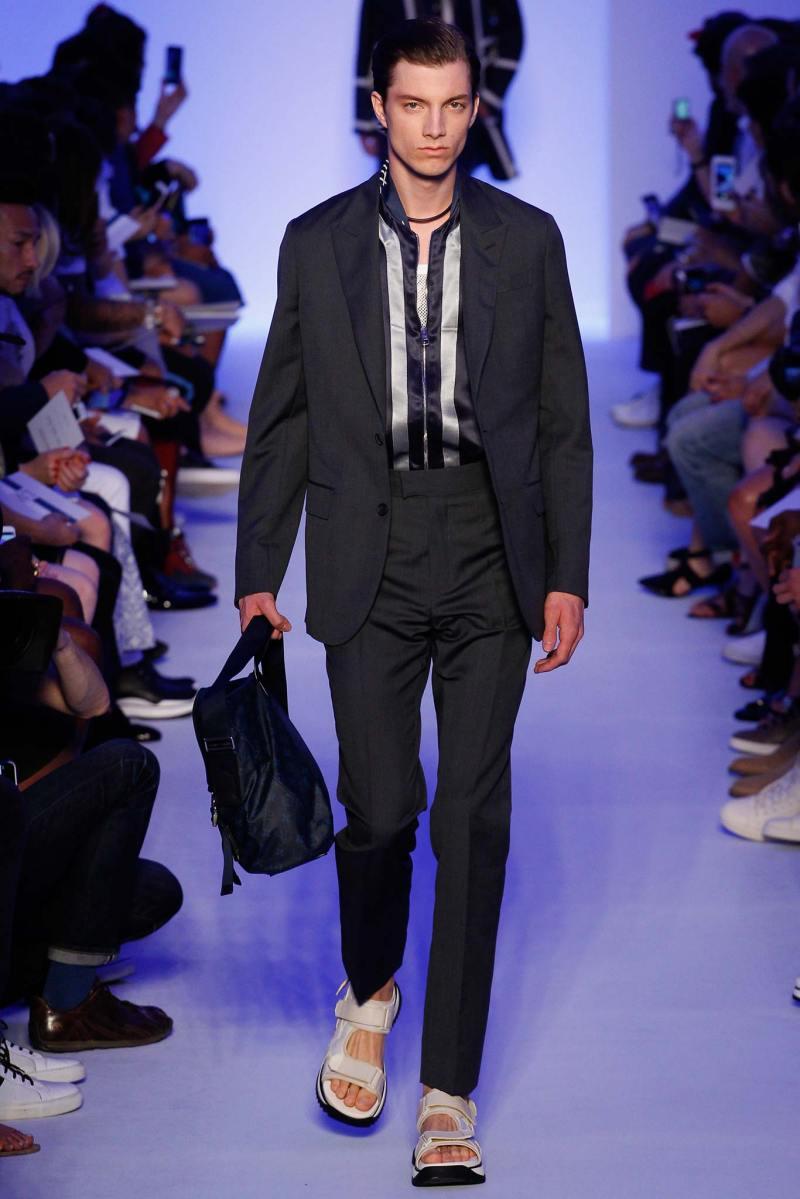 Louis Vuitton Menswear SS 2016 Paris (24)