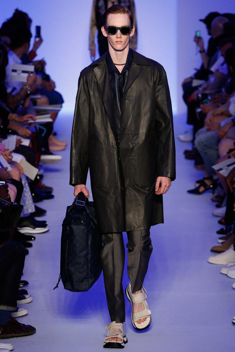 Louis Vuitton Menswear SS 2016 Paris (30)