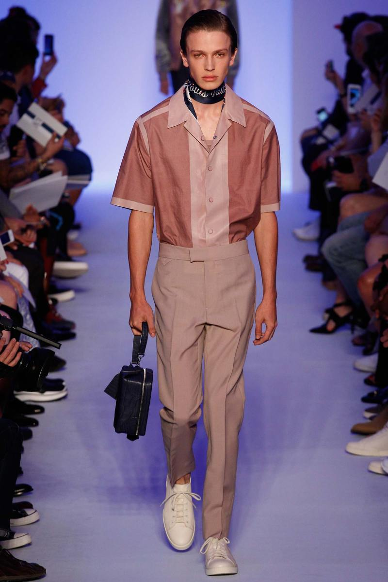 Louis Vuitton Menswear SS 2016 Paris (33)