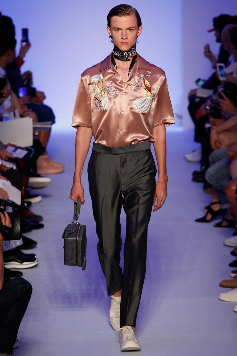 Louis Vuitton Menswear SS 2016 Paris (36)