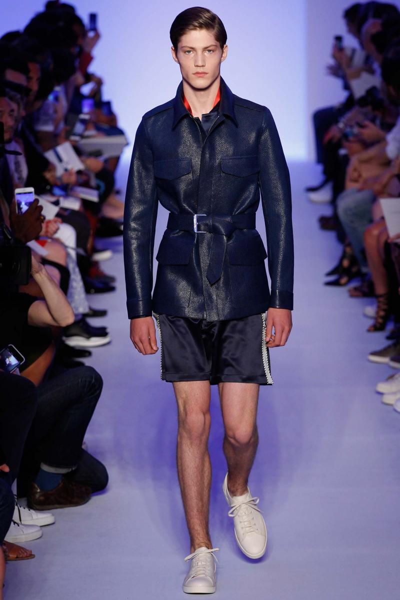 Louis Vuitton Menswear SS 2016 Paris (6)