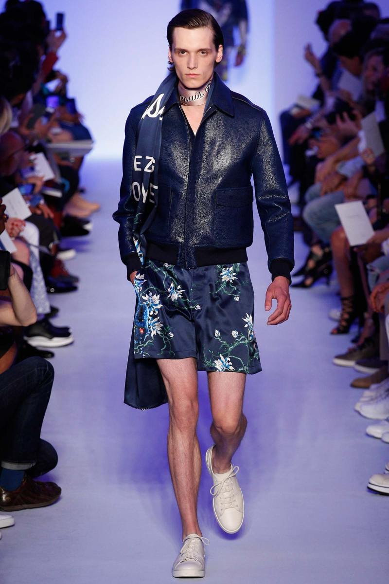 Louis Vuitton Menswear SS 2016 Paris (8)