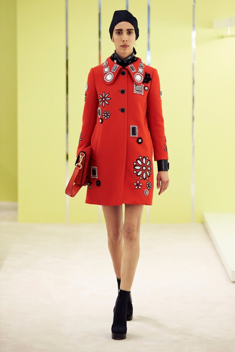 Marc Jacobs Resort 2016 (6)