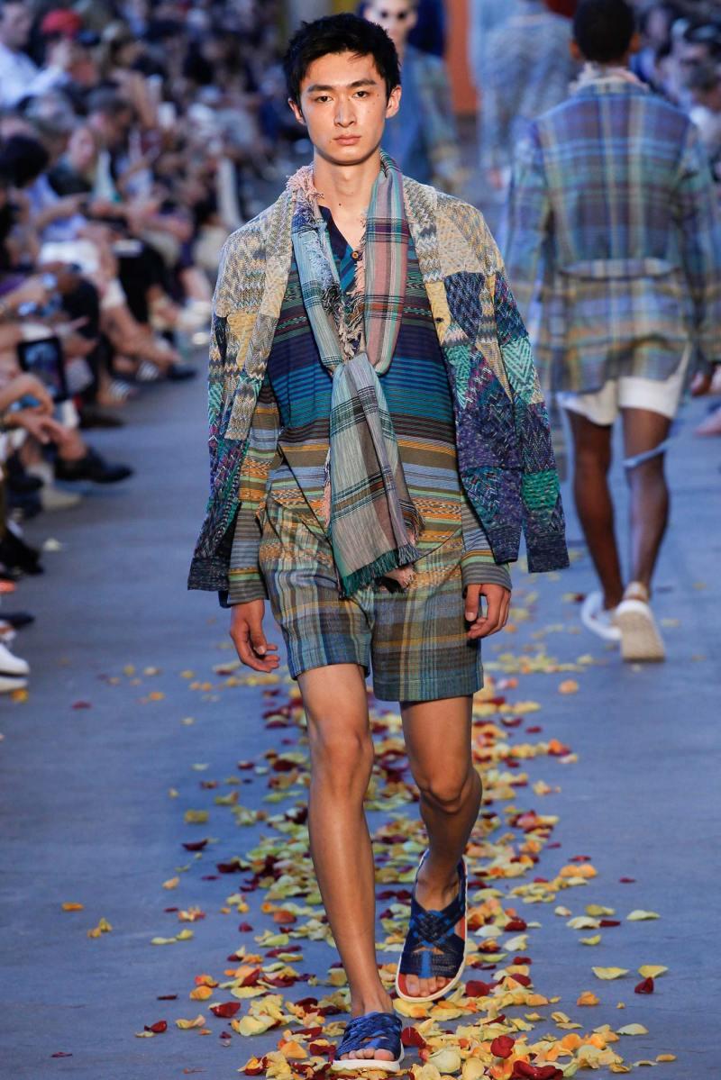 Missoni Menswear SS 2016 Milan (10)
