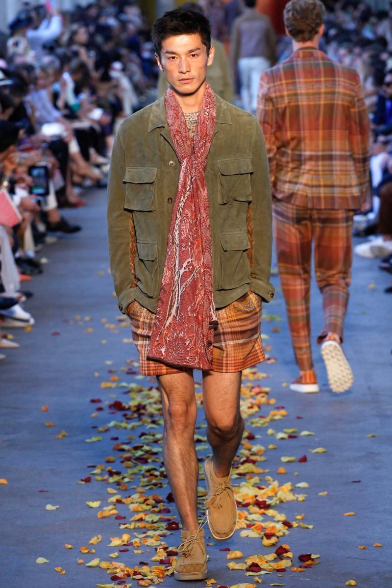 Missoni Menswear SS 2016 Milan (24)