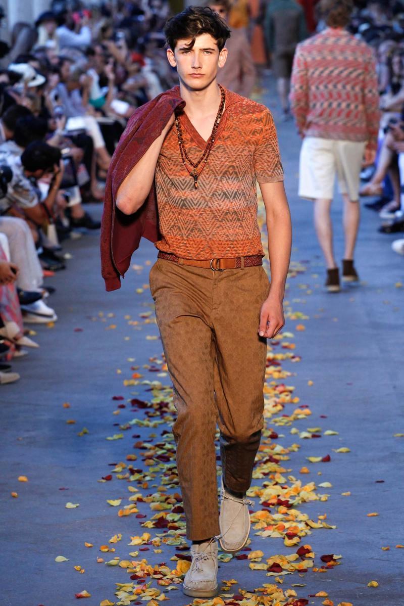 Missoni Menswear SS 2016 Milan (27)