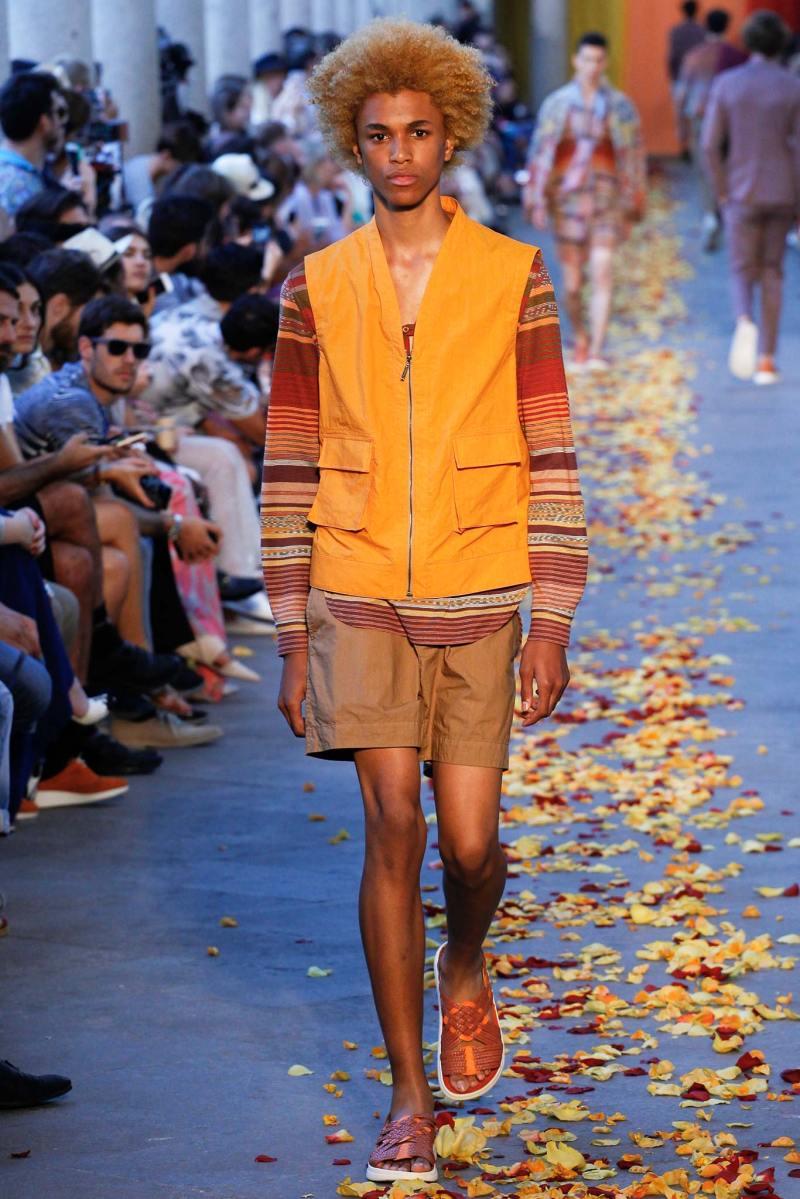 Missoni Menswear SS 2016 Milan (30)