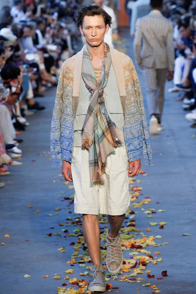 Missoni Menswear SS 2016 Milan (4)