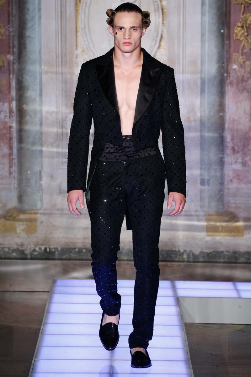 Moschino Menswear SS 2016 (14)