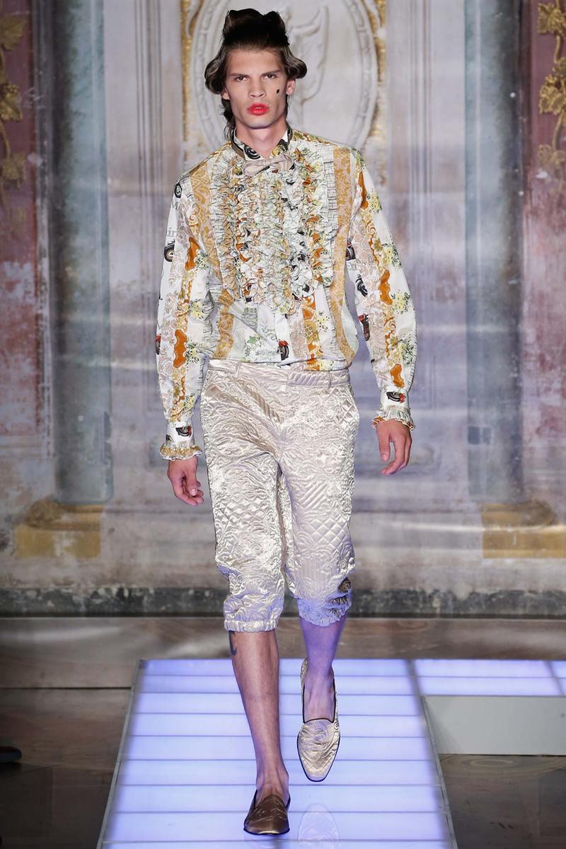 Moschino Menswear SS 2016 (23)