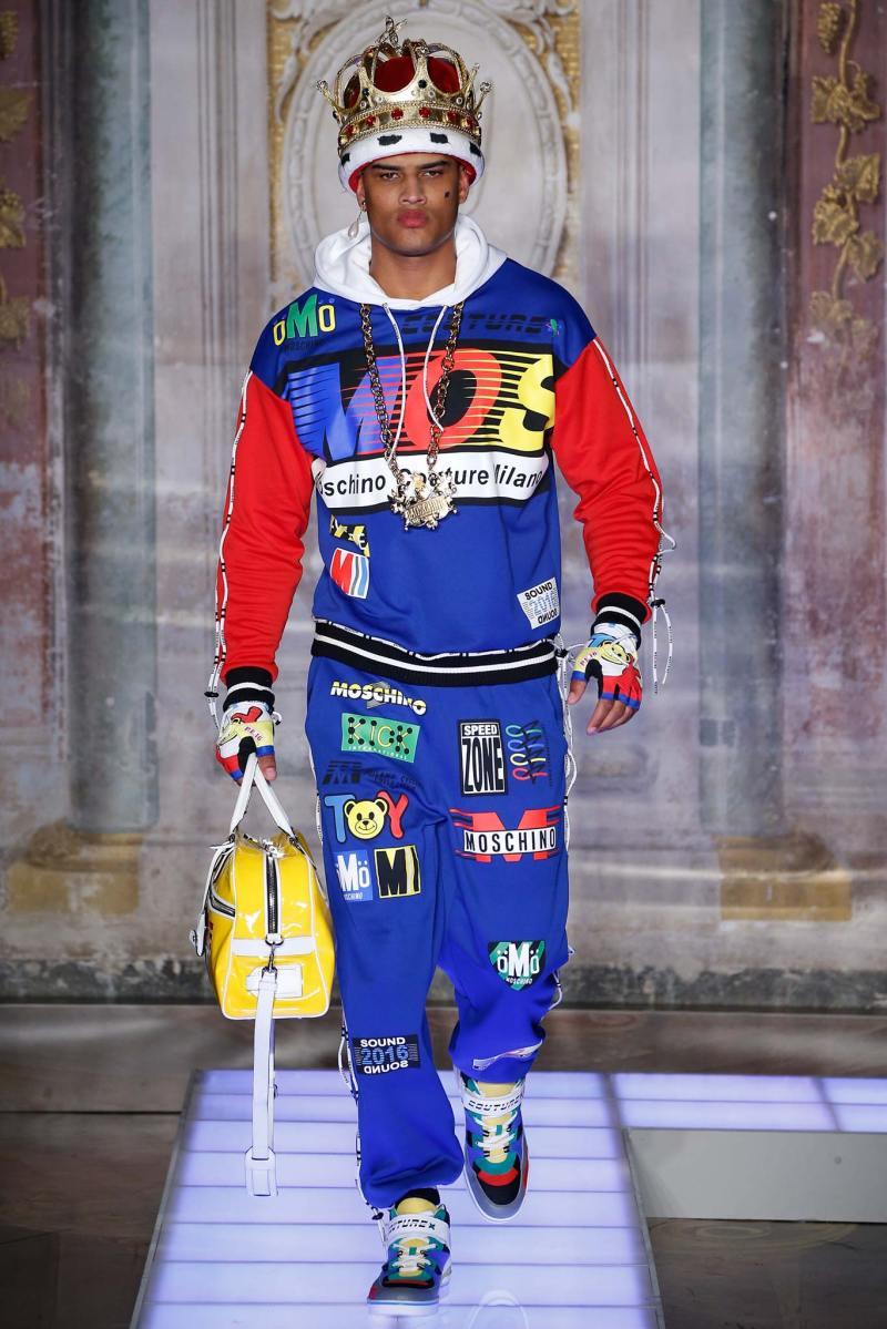 Moschino Menswear SS 2016 (6)
