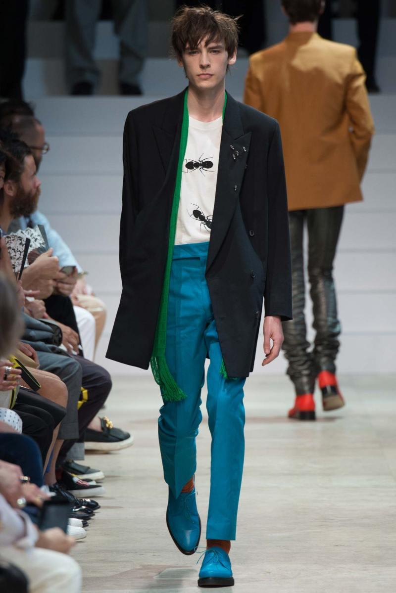 Paul Smith Menswear SS 2016 Paris (16)