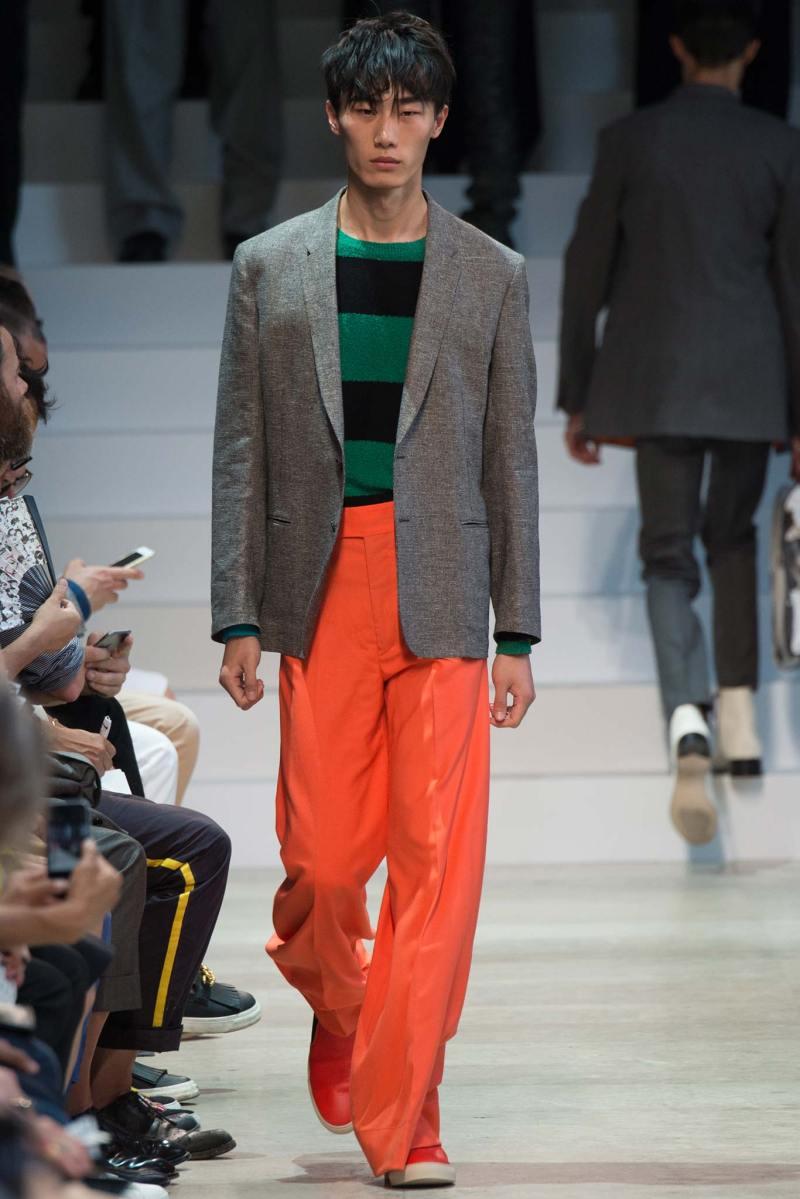 Paul Smith Menswear SS 2016 Paris (17)