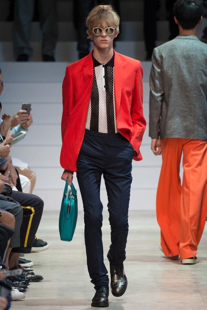 Paul Smith Menswear SS 2016 Paris (19)