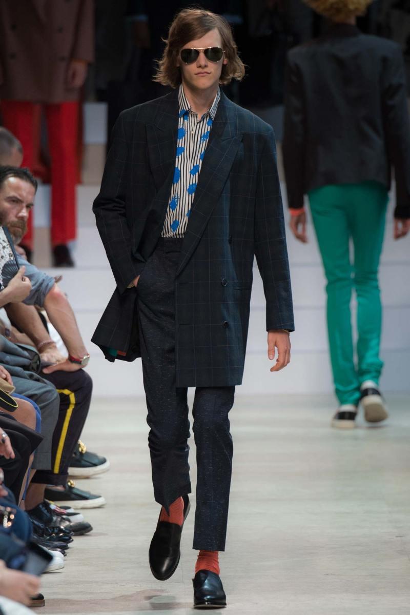 Paul Smith Menswear SS 2016 Paris (27)