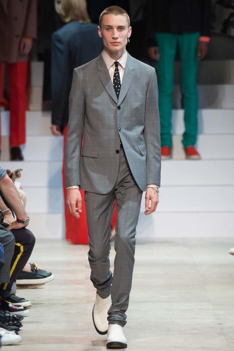 Paul Smith Menswear SS 2016 Paris (30)