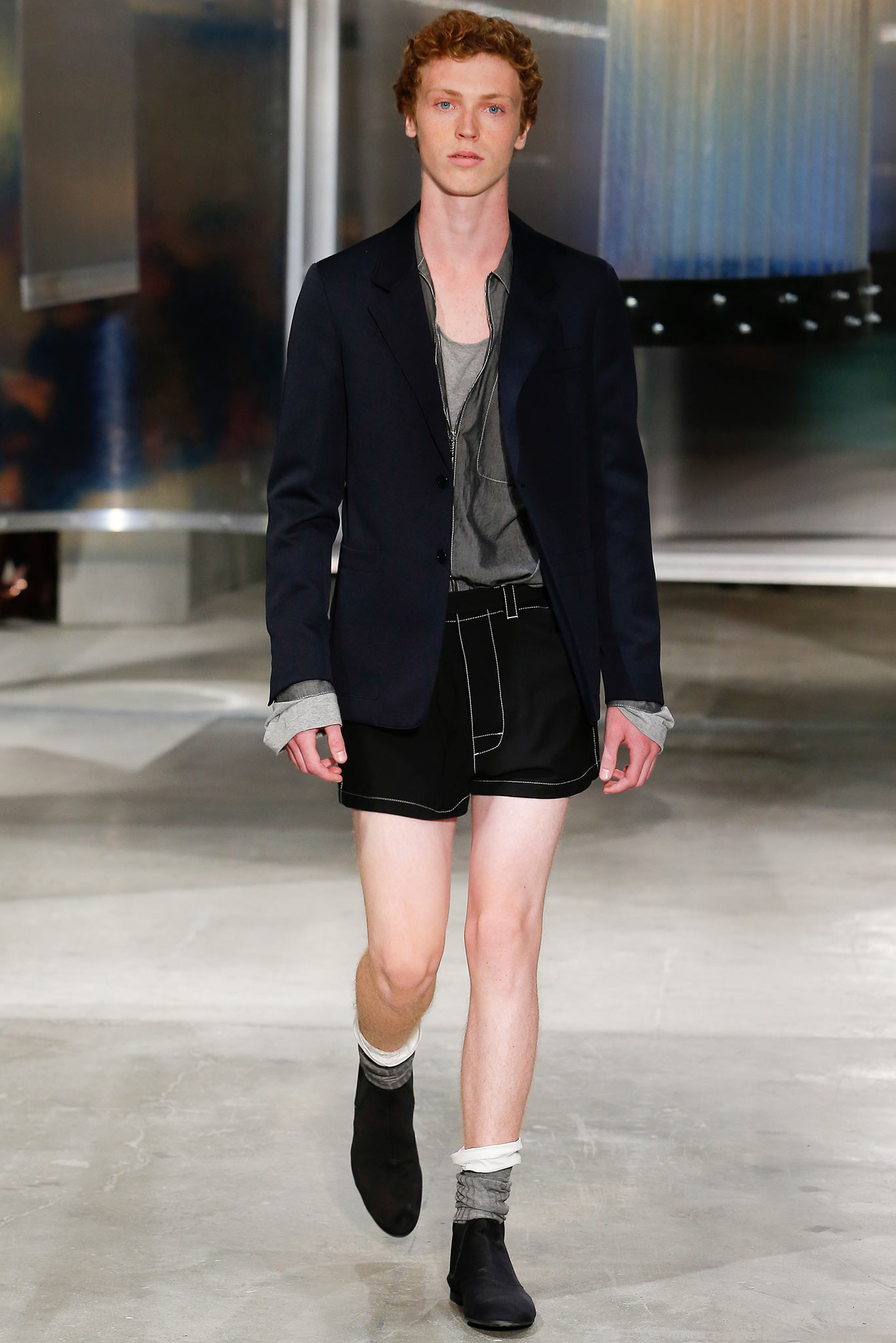 Prada Menswear S/S 2016 Milan