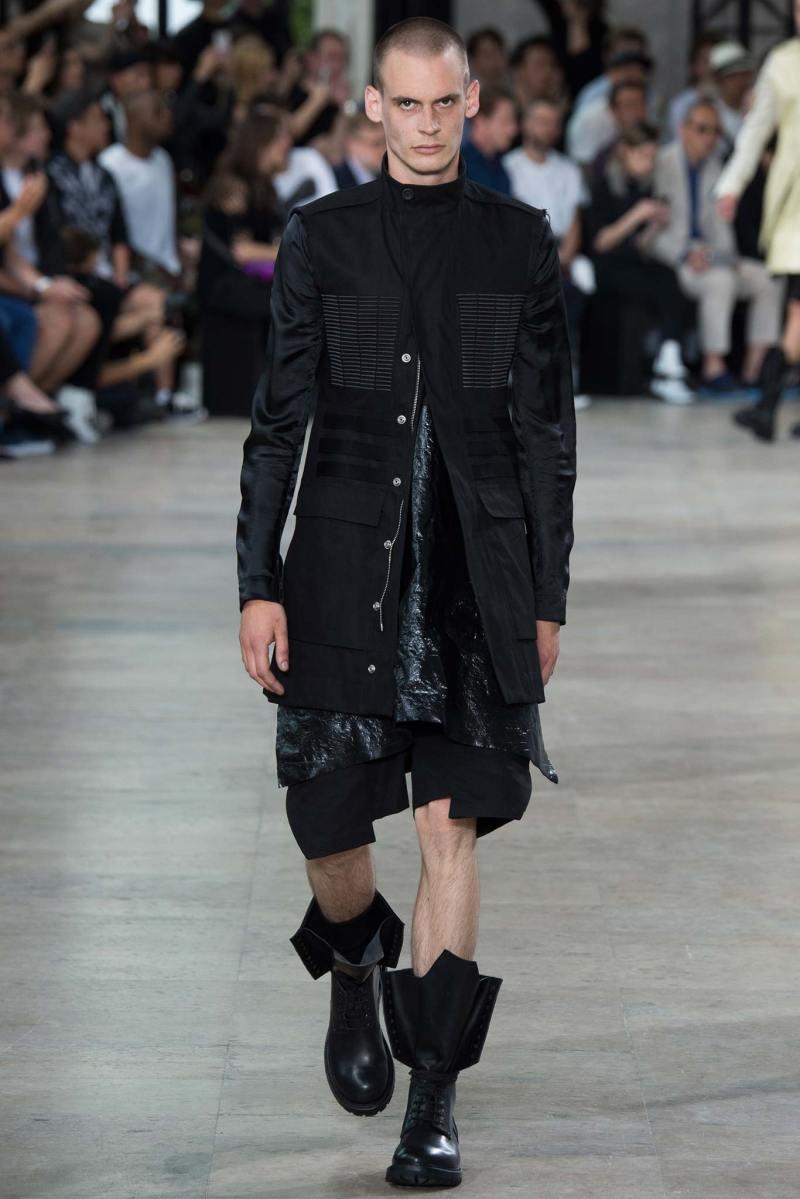 Rick Owens Menswear SS 2016 Paris (11)