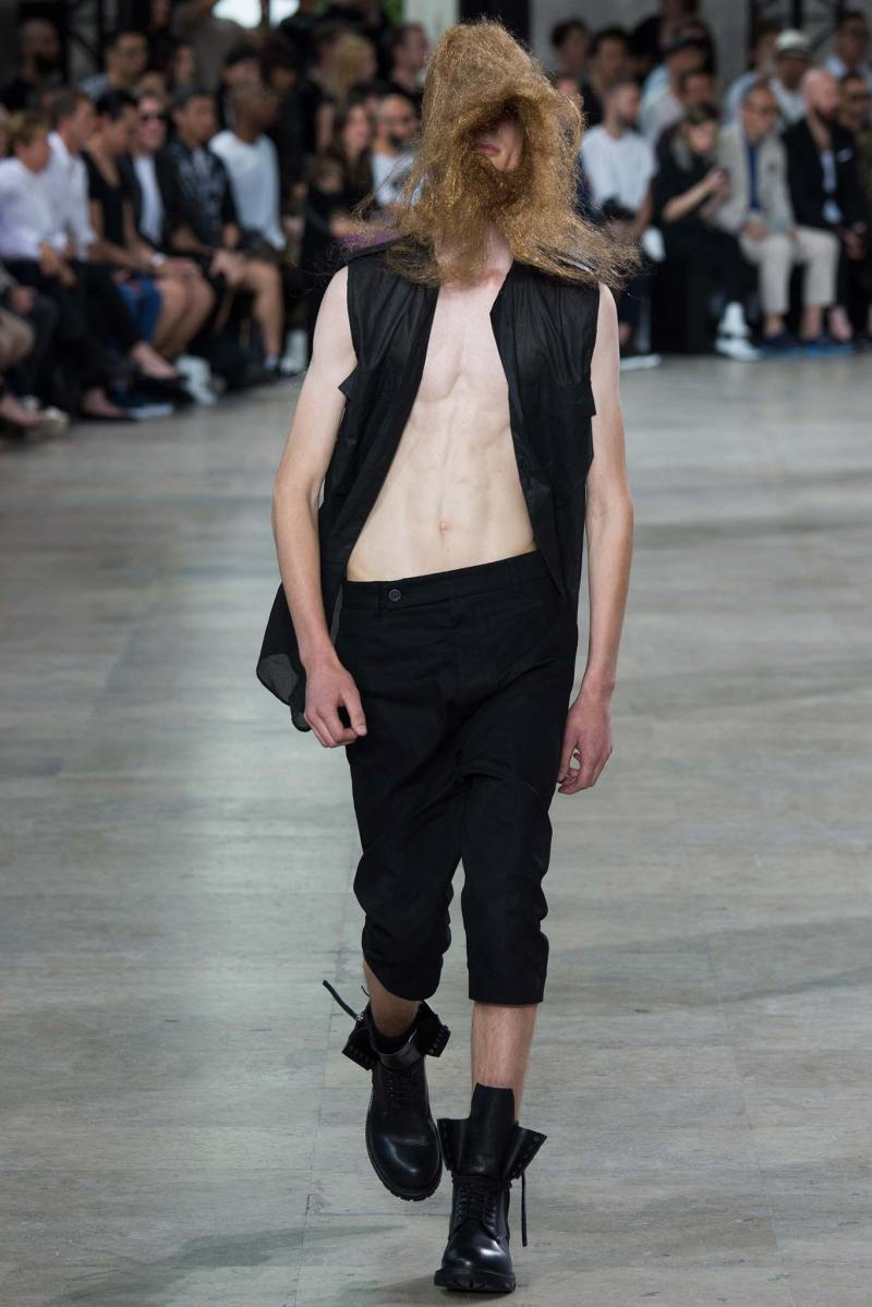 Rick Owens Menswear SS 2016 Paris (16)
