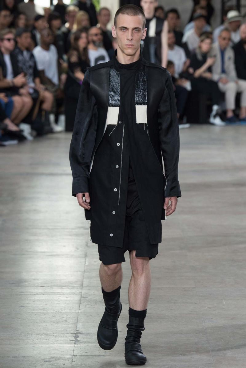 Rick Owens Menswear SS 2016 Paris (22)