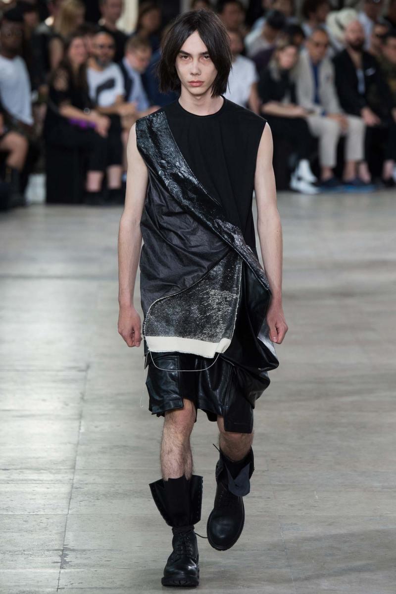 Rick Owens Menswear SS 2016 Paris (40)