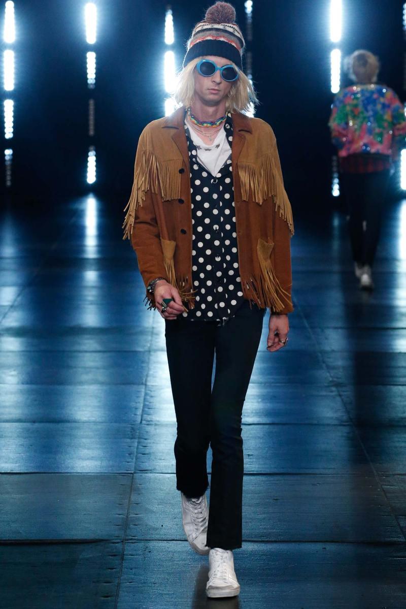 Saint Laurent Menswear SS 2016 Paris (10)