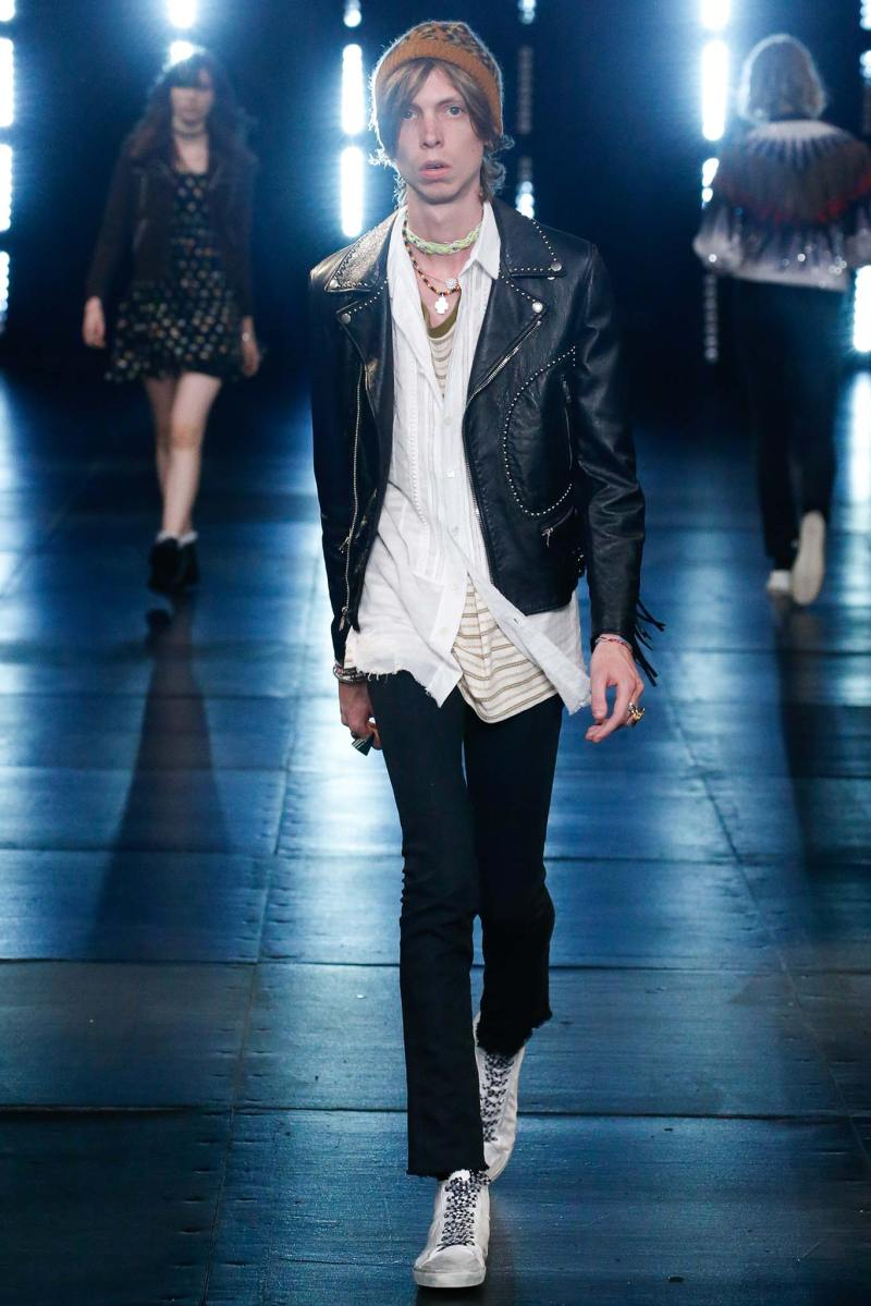 Saint Laurent Menswear SS 2016 Paris (14)