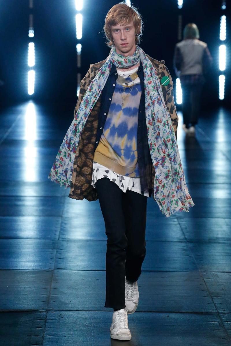 Saint Laurent Menswear SS 2016 Paris (22)