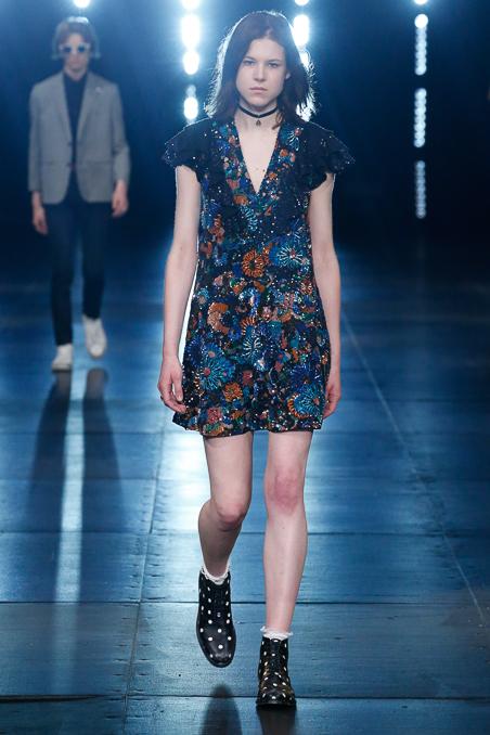 Saint Laurent Menswear SS 2016 Paris (36)