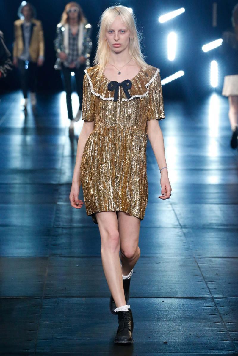 Saint Laurent Menswear SS 2016 Paris (74)