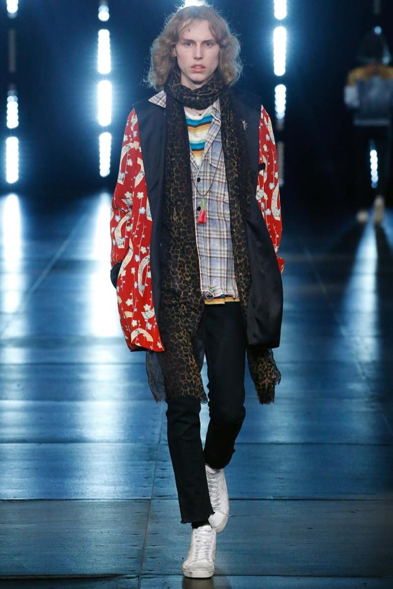 Saint Laurent Menswear SS 2016 Paris (8)