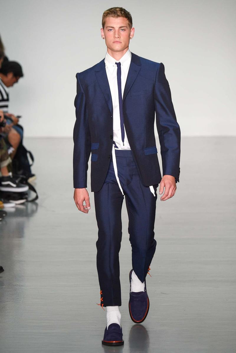 Sibling Menswear SS 2016 London (1)