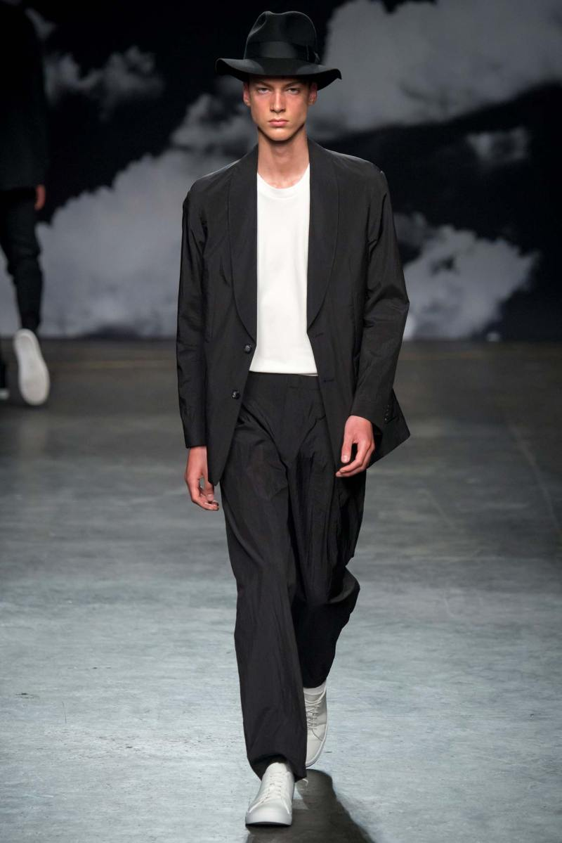 Tiger Of Sweden Menswear SS 2016 London (12)