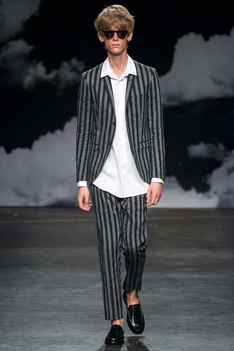Tiger Of Sweden Menswear SS 2016 London (13)