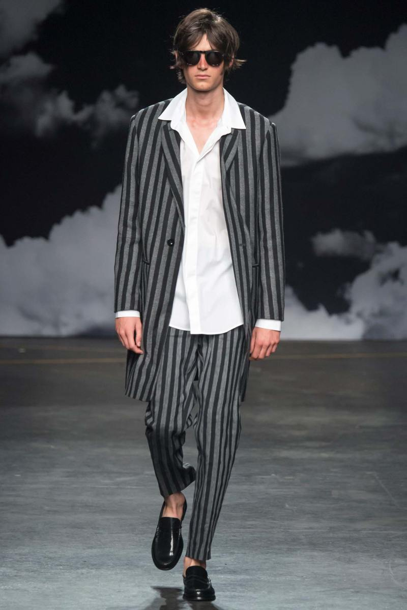 Tiger Of Sweden Menswear SS 2016 London (15)