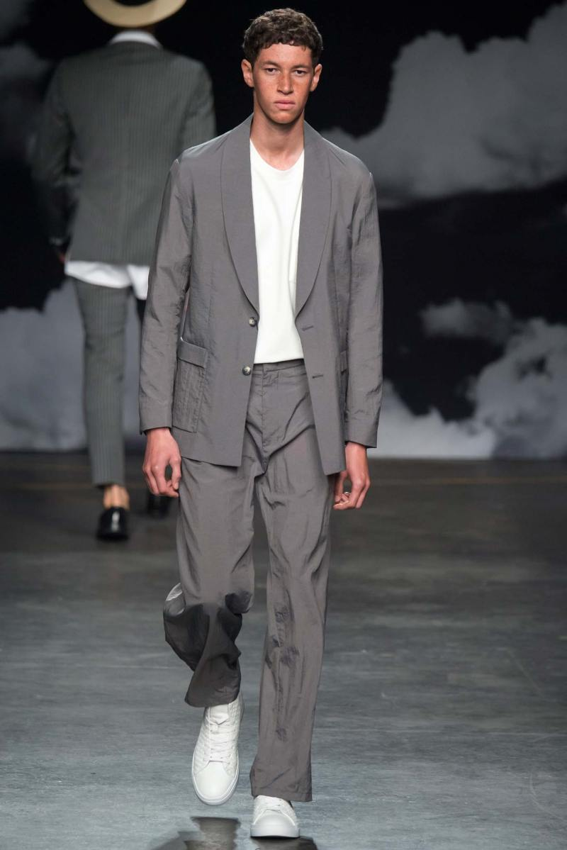 Tiger Of Sweden Menswear SS 2016 London (19)