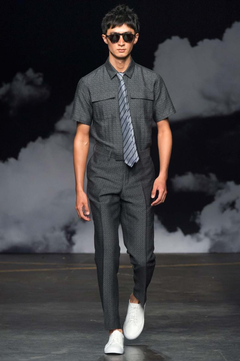 Tiger Of Sweden Menswear SS 2016 London (22)