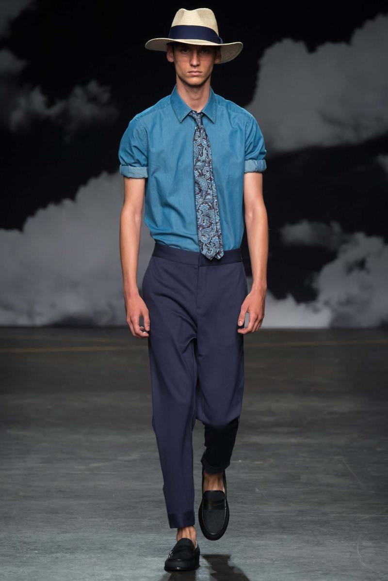 Tiger Of Sweden Menswear SS 2016 London (32)