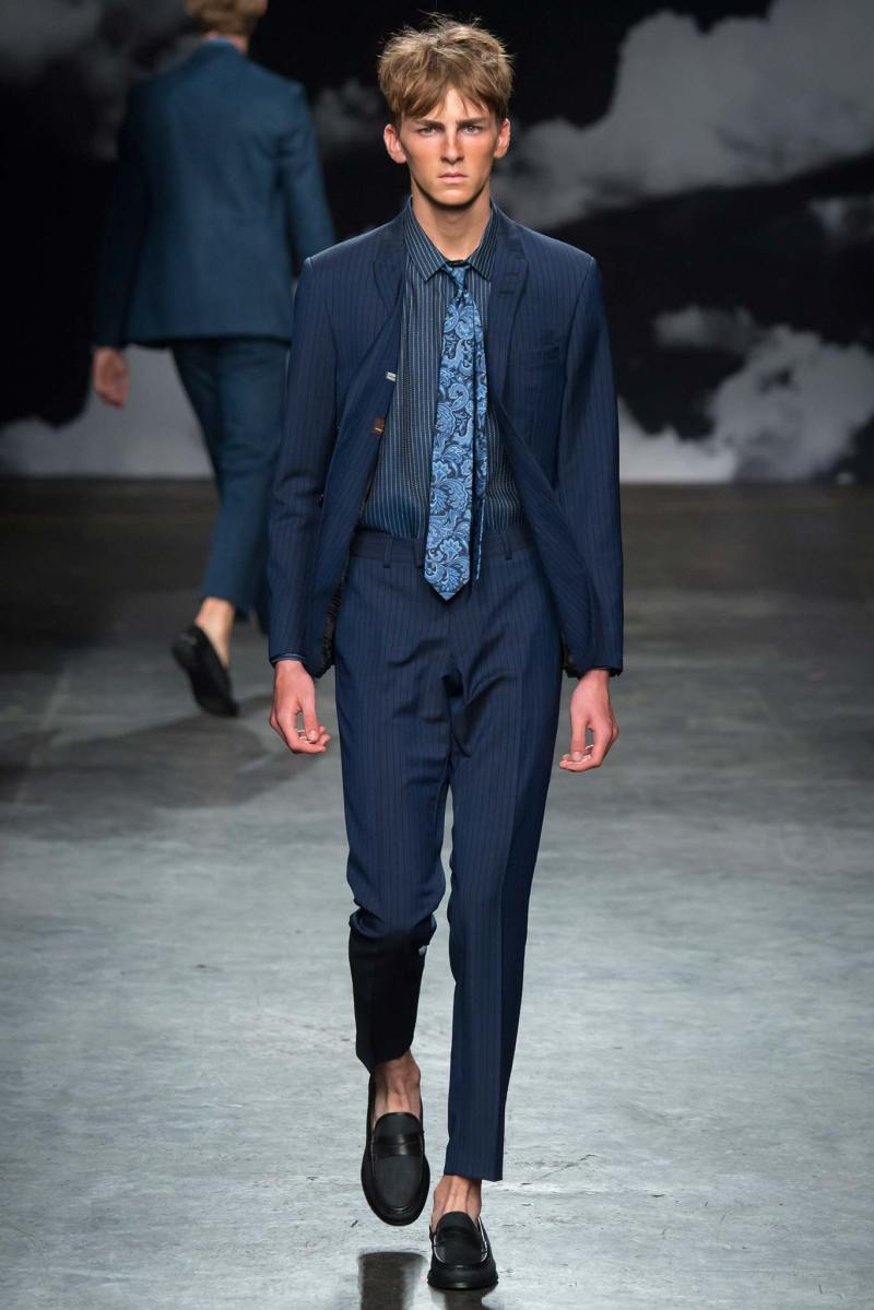 Tiger Of Sweden Menswear SS 2016 London (35)