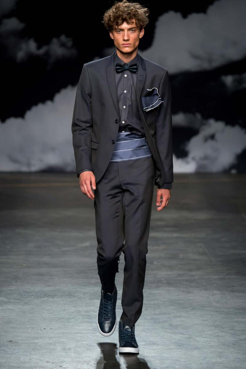 Tiger Of Sweden Menswear SS 2016 London (36)