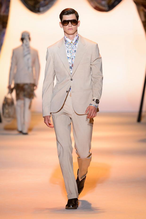 Versace Menswear SS 2016 Milan (12)