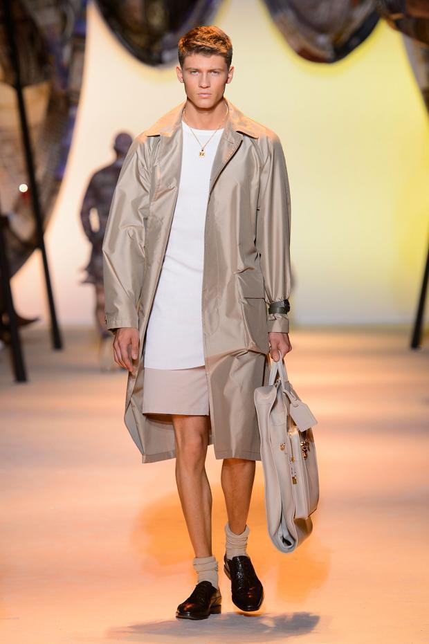 Versace Menswear SS 2016 Milan (15)