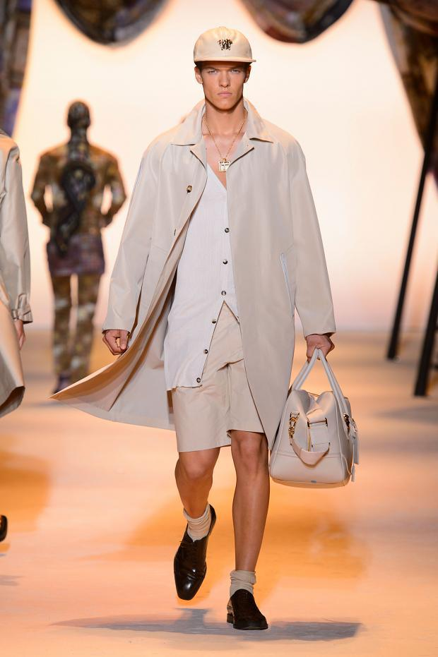 Versace Menswear SS 2016 Milan (16)