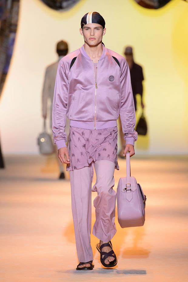 Versace Menswear SS 2016 Milan (19)