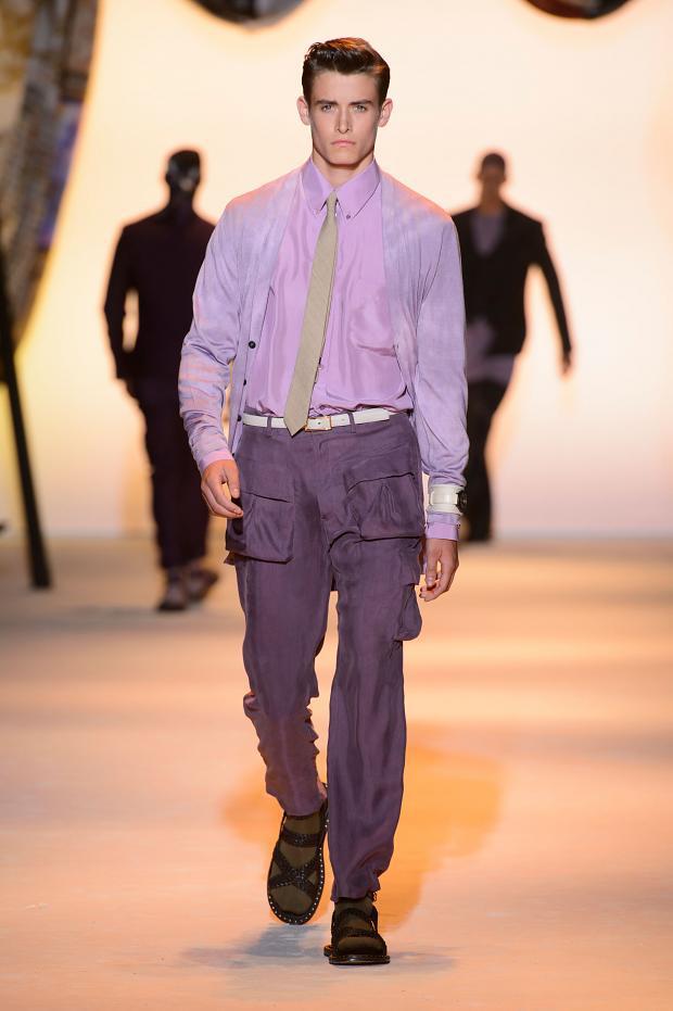 Versace Menswear SS 2016 Milan (23)
