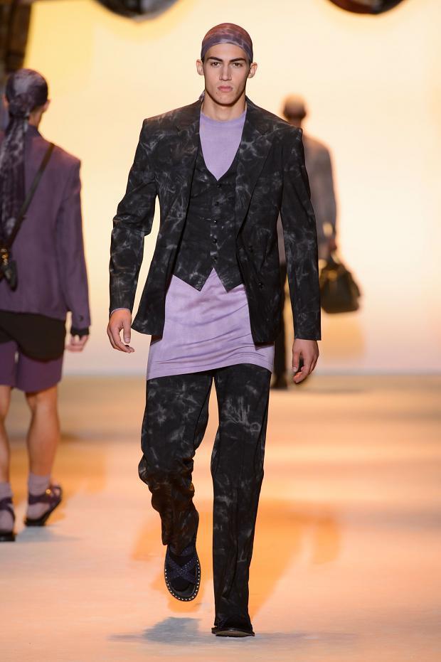 Versace Menswear SS 2016 Milan (24)