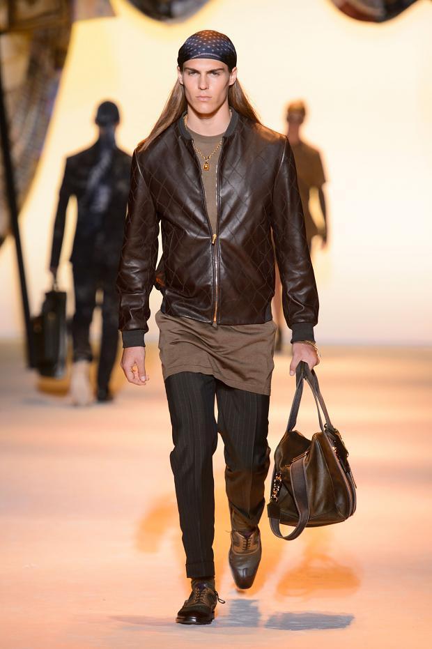 Versace Menswear SS 2016 Milan (28)